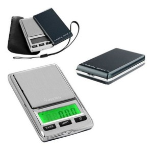 ΖΥΓΑΡΙΑ ΑΚΡΙΒΕΙΑΣ - 500g x 0.01g Mini Digital Scale Jewelry Pocket LCD Display -  Insten 5000