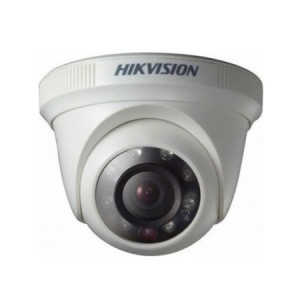 HIKVISION DS-2CE56D0T-IRPF Κάμερα Dome HDTVI/CVI/AHD/CVBS 2MP 2.8mm