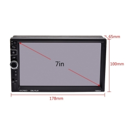 7030 MP5- Multimedia 2 din 7″