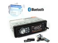 Radio Mp3 Player Αυτοκινήτου με USB/SD/FM & Bluetooth 1209
