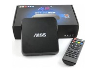 ANDROID TV BOX M8S 4K QUAD CORE 2GB/8GB HDMI WiFi PLAY STORE