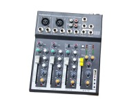 4/7 Channel mixing console Live mixer - Built in Effect processor - Επαγγελματικος μίκτης 4/7  - F4-USB  OEM