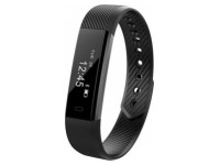 Goral Y5 Smart Bracelet 0.96 inch TFT Color Screen - BLACK