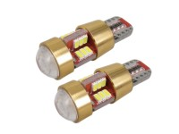 LED T10 27smd can bus w5w 3014 6000k 180 Lumens