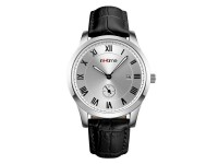 INTIME Ρολόι χειρός Casual-01, Quartz, Stainless Steel, ασημί