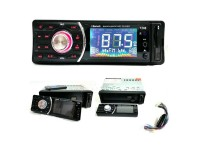 Ηχοσυστημα Car Radio 1208 Ράδιο, Mp3, USB/SD/AUX, Digital clock, Bluetooth – OEM
