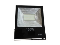 150Watt LED αδιάβροχος προβολέας super slim SMD 12000LM Cool White  220Volt OEM