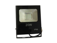20Watt LED αδιάβροχος προβολέας super slim SMD 1900LM Cool White  220Volt OEM