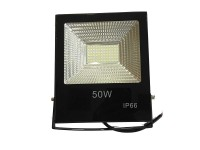50Watt LED αδιάβροχος προβολέας super slim SMD 4300LM Cool White  220Volt OEM