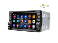 Multimedia 2 din 6.95″ Android 8.0, GPS, WiFi 2GB RAM WE6546