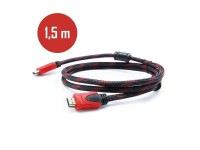 HDMI 1.4 Cable HDMI male - HDMI male 1.5m (23866)