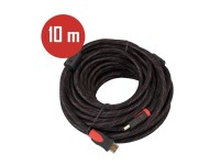 HDMI 1.4 Cable HDMI male - HDMI male 10m (23869)