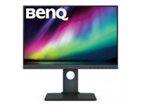 "SW240 BENQ Pro Photo Editing Monitor 24"" - Grey - Zero Pixel"