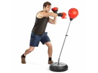 Σετ Αχλάδι Δαπέδου  - Fitness Boxing Ball Set with Punch - 8312 OEM