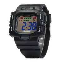 LED Sports Watch  -  Μαύρο K11