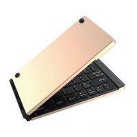 UNIVERSAL FOLDABLE BLUETOOTH KEYBOARD F66 - OEM
