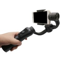 3-Axis Handheld Gimbal Portable Stabilizer for iPhone Smart phone action camera with Adapter Switch Mount Plate Stabilizer - PS3 - SHOOT
