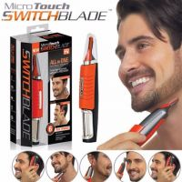 Microtouch Switchblade Hair Trimmer - 2 in 1 - Boxoli