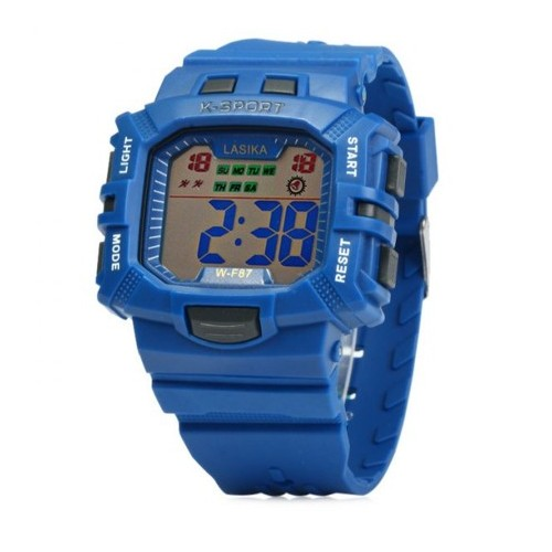 LED Sports Watch  -  Μπλε Κ13