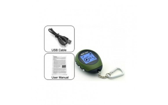 PG03 Portable Mini GPS - OEM