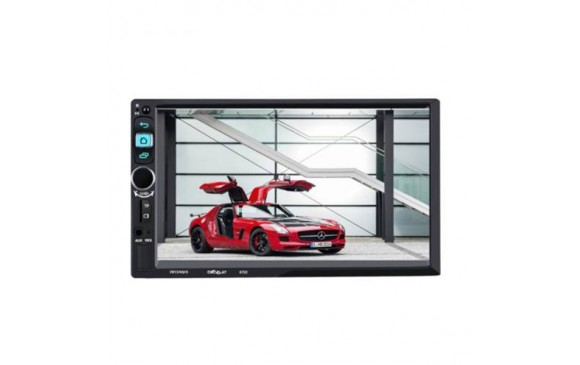 Android, GPS, WiFi 8702 Multimedia 2 din 7″ Android
