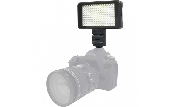 LED-VL011 150-LED Professional Rechargeable LED Video Light -  Επαναφορτιζόμενο Video Φωτισμός