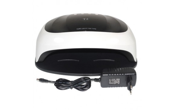 72w Nail Dryer LED Lamp 36PCS LEDs Dual hands Nail Lamp For Curing UV Gel Nail Polish With 10/30/60s Timer Smart for Manicur