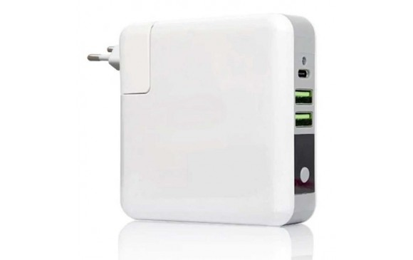 TRAVEL CHARGER 4in1 POWERBANK -6700