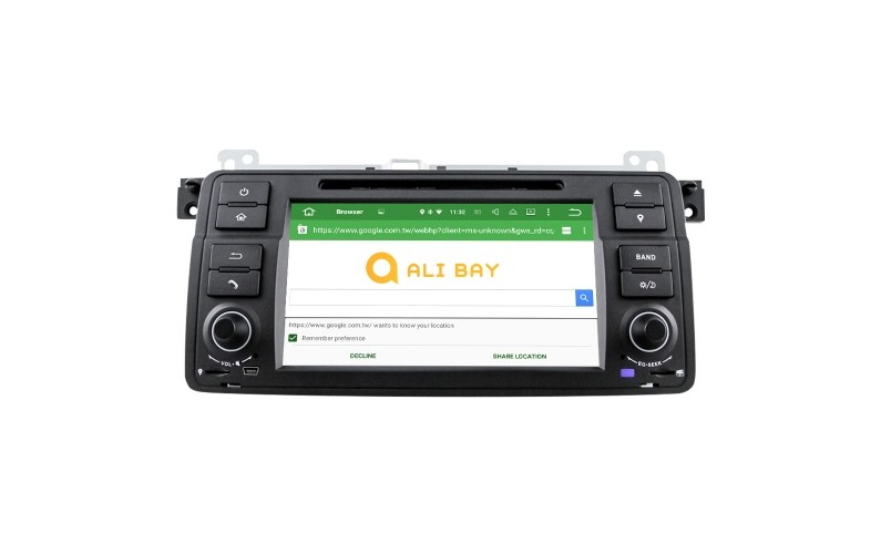 Octa Core Android 8 0 Car Dvd for BMW E46 M3 Rover 75 GPS navigation Wifi  4G Radio RDS Canbus bt RAM 4GB